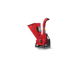 TP 100 PTO tractor wood chipper