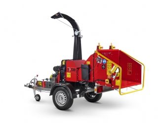 130 Mobile TP Wood Chipper