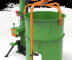 Posch Single Drum PackFix Net Wrapper
