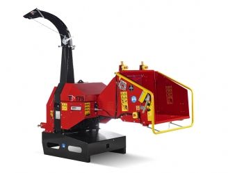 TP 175 PTO tractor wood chipper