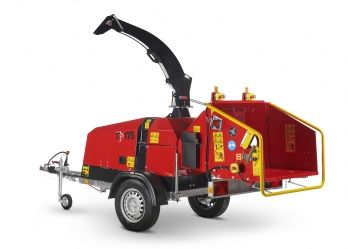 175 Mobile TP Wood Chipper