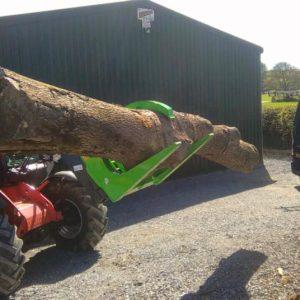 Botex Timber Handling Log Beak Grapple