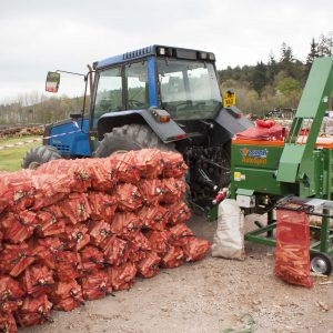 Posch AutoSplit 250 Kindling Firewood Log Machine
