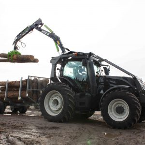 Botex Forestry Timber Loader Roof Crane