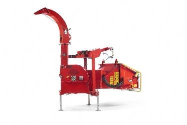 TP 230 PTO tractor wood chipper