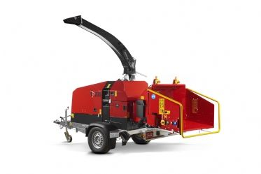 235 Mobile TP Wood Chipper
