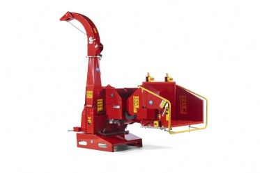 TP 250 PTO tractor wood chipper
