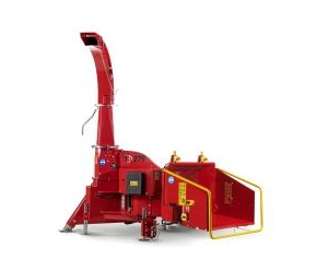 TP 270 PTO tractor wood chipper