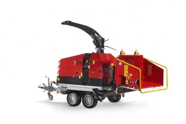 275 Mobile TP Wood Chipper