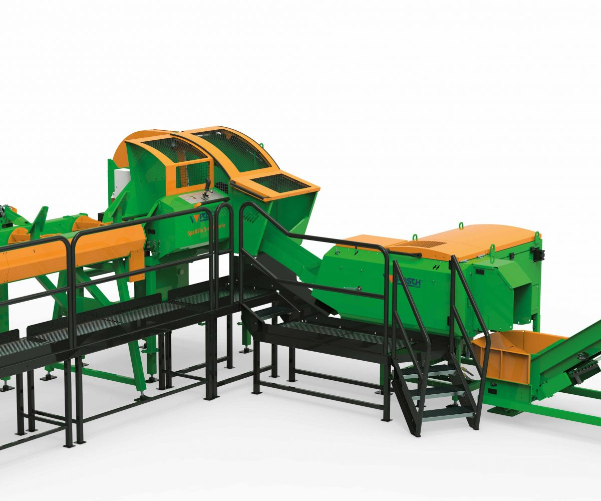 S-410 Firewood Processor