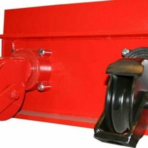 Igland 5002 Pento Double Drum PTO Forestry Winch