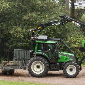 Botex 570 Forestry Timber Loader