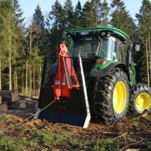 Igland 60 PTO Forestry Winch