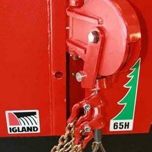 Igland 65H PTO Forestry Winch