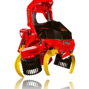 SP 661-LF Forestry Harvesting Head