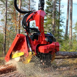 SP 761-LF Forestry Harvesting Head