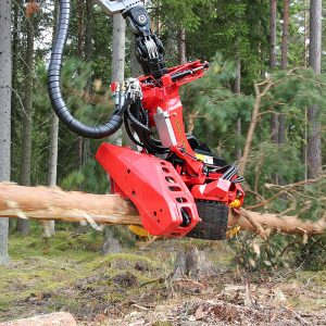 SP 561-LF Forestry Harvesting Head