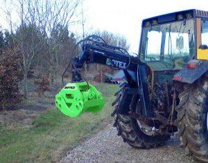 Botex Forestry Grapple Skidder