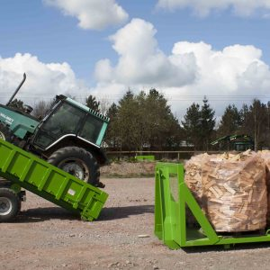 Botex Hooklift Trailer