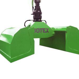 Botex Clamshell Bucket Loader Grapple