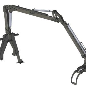 Botex 360 3 Point Linkage Forestry Loader