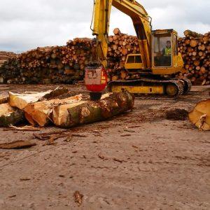 Lasco Roli M3 Cone log Splitter