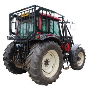 Botex Tractor Forestry Guarding