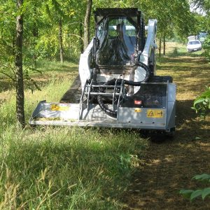 FAE PMM/SSL Skid Steer Mulcher