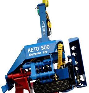 Keto 500 Eco Processor Timber Harvesting Head