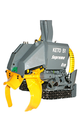 Keto 51 Eco Supreme Timber Harvesting Head