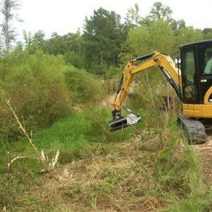 FAE PMM/HY Excavator Mulcher