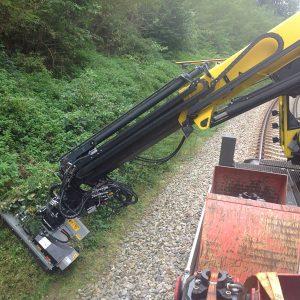 FAE UML/HY/RW – FML/HY/RW  Forestry Excavator Mulcher