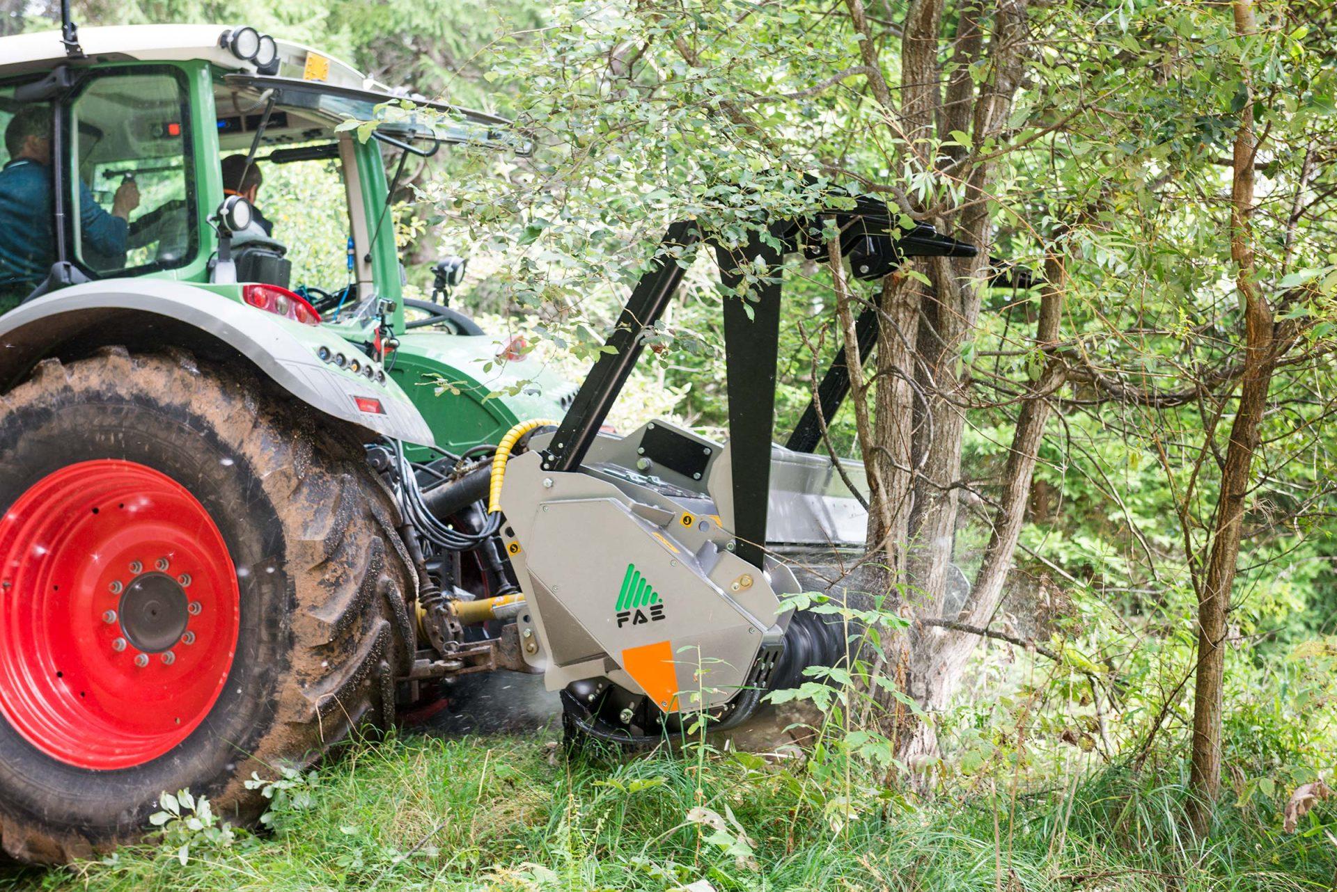 FAE UML/S/DT Tractor PTO Mulcher - Jas P Wilson