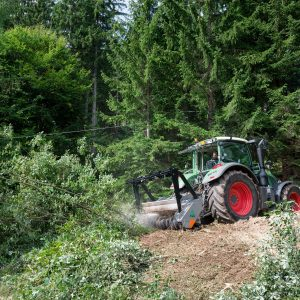 FAE UML/S/DT Tractor PTO Mulcher