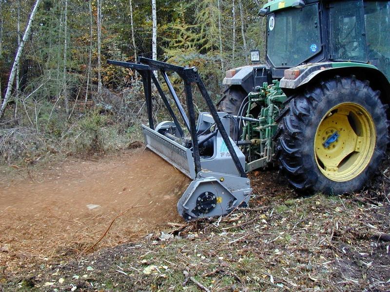 FAE UML/ST - FML/ST Tractor PTO Mulcher - Jas P Wilson