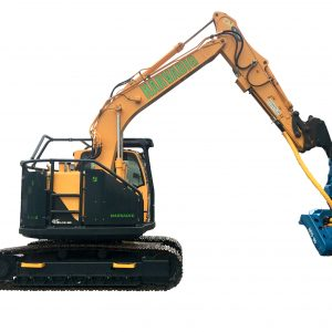 HarvaDig – Forestry Excavator Conversion