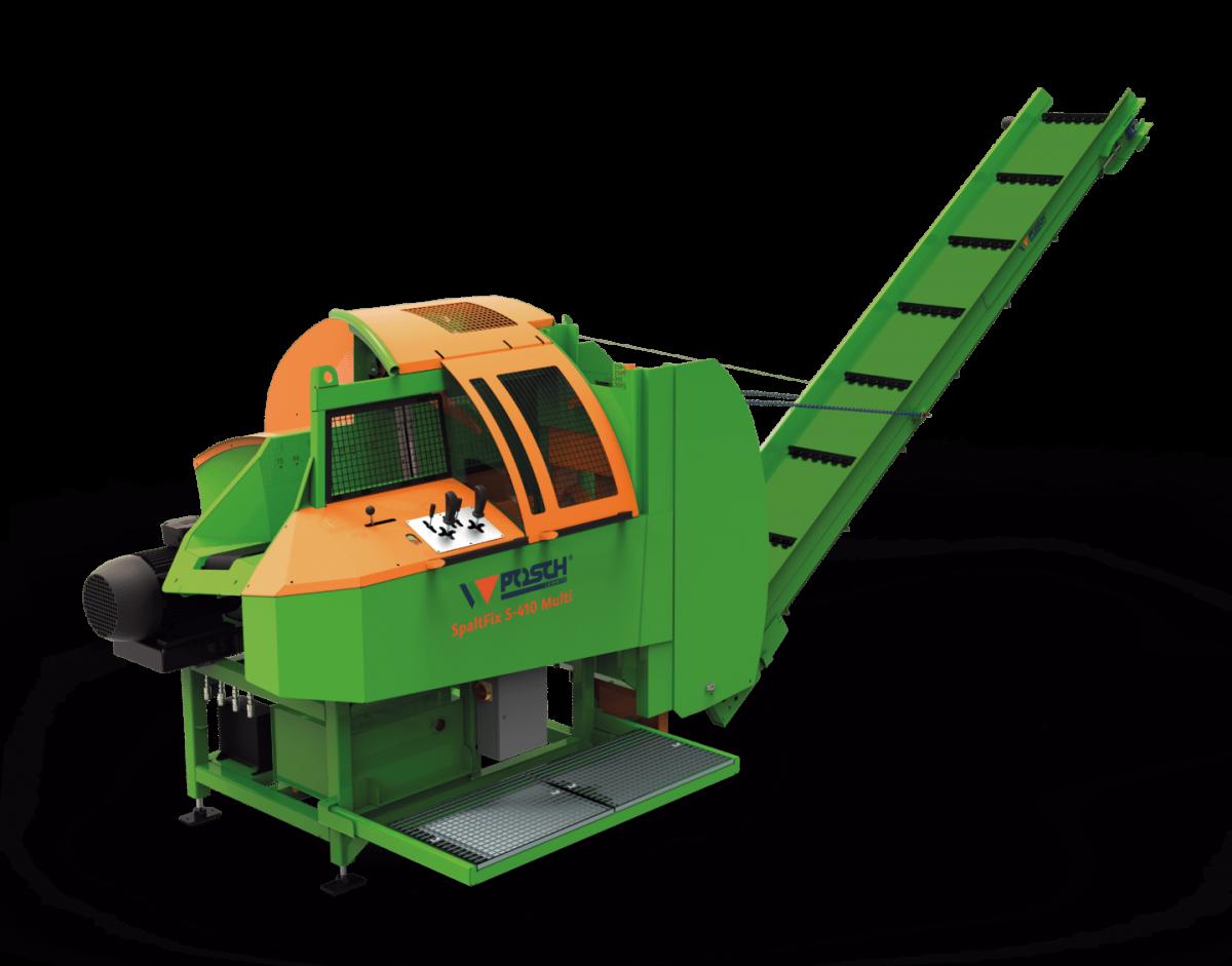 Posch S-410 Multi Firewood Processor