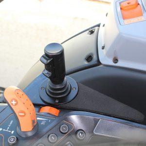 Botex Timber Loader Controls