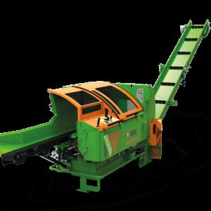 Posch K-415 Firewood Processor