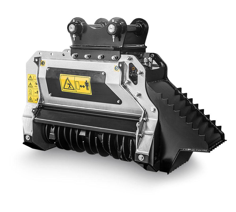 FAE BL1/EX – BL1/EX/VT Forestry Excavator Mulcher