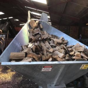 Eazi-Pak MIDI Firewood Bagging Machine